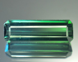 4.50 ct AAA Grade Bi Color Tourmaline Great Hue and Luster