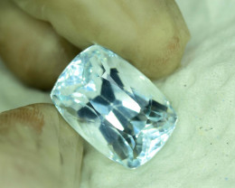 17.40 ~ Carats Class Grade Color Natural Aquamarine gemstone