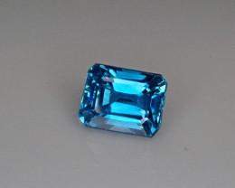 1.44ct Blue Zircon