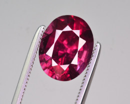 Rarest 3.45  Ct Tremendous Color Natural Umbalite Garnet
