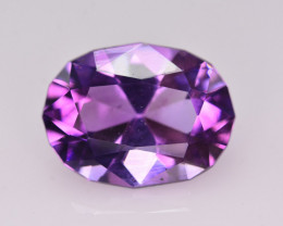 11.05 Ct Amazing Color Natural Amethyst ~ Uruguay AM1