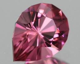 1.30ct~Nigerian Pink Tourmaline~Master Cut