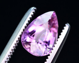 GIL Certified 1.33 CT Natural Pink Sapphire