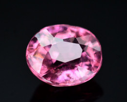 GIL Certified 1.03 Ct Natural Pink Sapphire