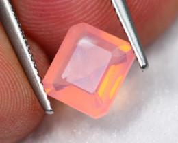 Lot 8 ~ 1.45Ct Natural VS Clarity Rare Namibian Pink Opal