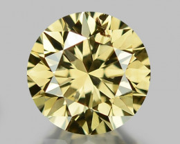 0.52 CT DIAMOND WITH SPARKLING LUSTER GEMSTONE WD5