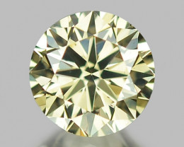 0.51 CT DIAMOND WITH SPARKLING LUSTER GEMSTONE WD9