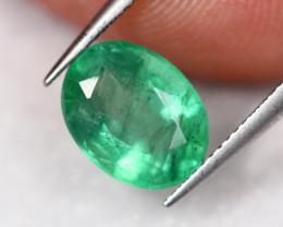 Lot 13 ~ 1.50Ct Natural Vivid Color Zambian Emerald