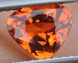 1.51cts,  Mandarin Spessartite,  Untreated