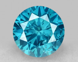 0.36 Ct Blue Diamond Top Class Gemstone DB17