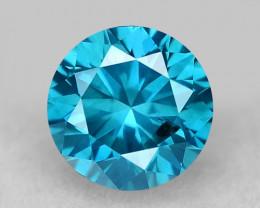 0.31 Ct Blue Diamond Top Class Gemstone DB20