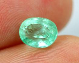 1.51cts Natural Vivid Green Columbia Emerald