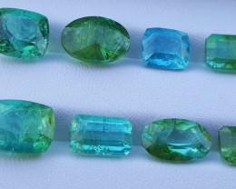 NR:- 20.90 Carats Natural Tourmaline Gemstones Parcel
