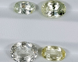 8Crt Heliodor Lot  Best Grade Gemstones JI120