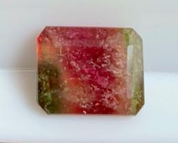 3.20 cts Watermelon Tourmaline - No Reserve Auction
