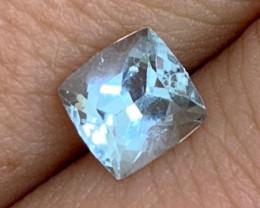 1.15 cts Sky Blue Tourmaline - No Reserve Auction
