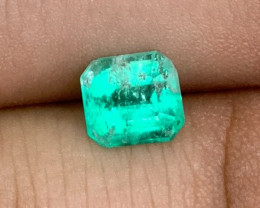 Colombian Emerald - No Reserve Auction