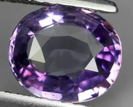 1.50 CTS WONDERFUL MASTER GRADE LUSTROUS VIOLET SPINEL SRI-LANKA