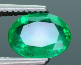 1.57 ct Zambian Emerald SKU-9