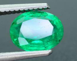AIG Certified 2.07 ct Zambian Emerald SKU-9