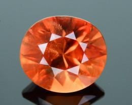 AIG Certified AAA Color 4.99 ct Oregon Sunstone SKU-6