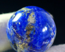198.50 CT Natural lapis  lazuli Carved Stone Ball Special Shape
