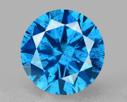 0.29 Ct Blue Diamond Top Class Gemstone DB23