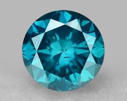 0.27 Ct Blue Diamond Top Class Gemstone DB24