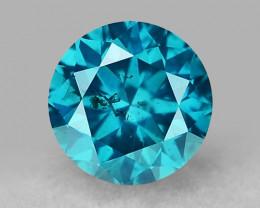 0.29 Ct Blue Diamond Top Class Gemstone DB25