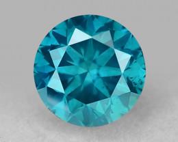 0.30 Ct Blue Diamond Top Class Gemstone DB26