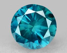 0.29 Ct Blue Diamond Top Class Gemstone DB27