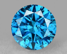 0.23 Ct Blue Diamond Top Class Gemstone DB28