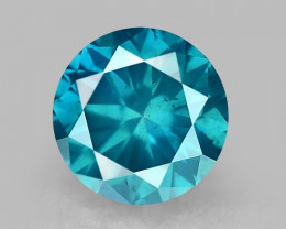0.36 Ct Blue Diamond Top Class Gemstone DB30