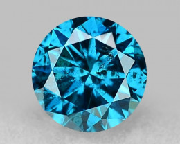 0.18 Ct Blue Diamond Top Class Gemstone DB31