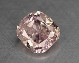 0.10 Ct Pink Diamond Rare Quality Gemstone P4