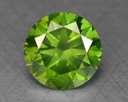 0.29 Ct Green Diamond Sparkling Luster Gemstone DG6