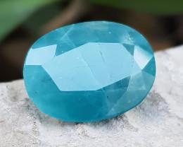 6.40 Ct Natural Blue Rare Grandidierite Ring Size Gemstone
