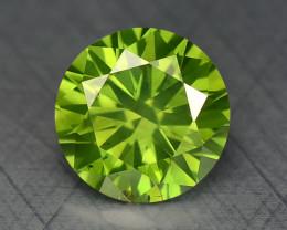 0.40 Ct Green Diamond Sparkling Luster Gemstone DG13