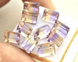 27.55 Carats of Ametrine -- Fantastic Parcel of Stones!