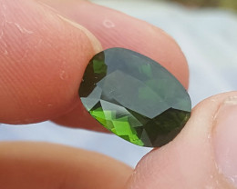 5.25 green color Tourmaline Gemstone From Afghanistan