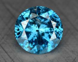 0.20 Ct Blue Diamond Top Class Gemstone DB1