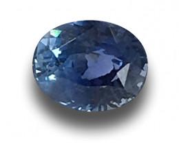 Natural Unheated Blue Sapphire Loose Gemstone  Sri Lanka - New