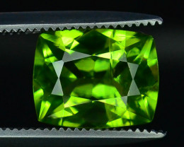 1.95 Ct Peridot Natural Top Quality Dark Green