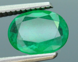 AIG Certified 2.03 ct Zambian Emerald SKU-9