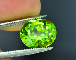 AAA Color 4.30 ct  Peridot  ~ Pakistan