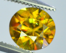 1.25 Carats AAA Color Full Fire Natural Sphene Loose Gemstone
