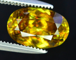 2.30 Carats AAA Fire  Natural Sphene Gemstones