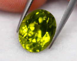 Lot 3 ~ 3.65Ct Natural VS Clarity Green Himalayan Peridot