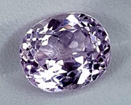 3.65Crt Pink Kunzite  Best Grade Gemstones JI121