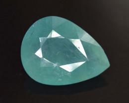 $15 NR Auction - 5.75 Carats Top Quality Emerald Shape Rare Grandedirite